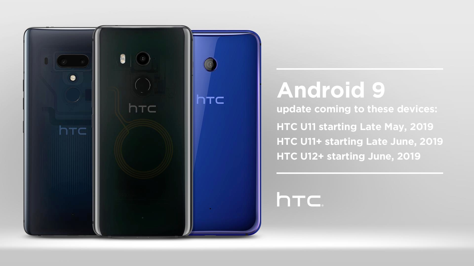 htc android 9.0