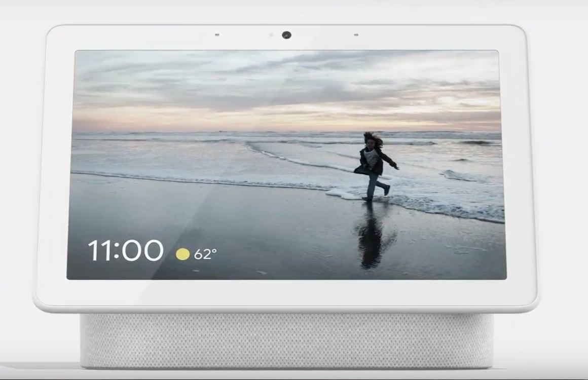 Google Home Hub Max officieel