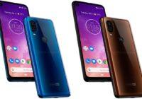 'Gelekte renders tonen Motorola Moto E6 en Moto One Vision'