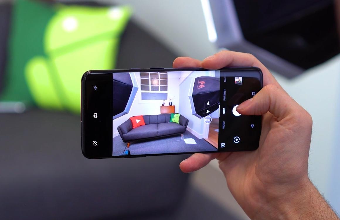 OnePlus 7 Pro zoom