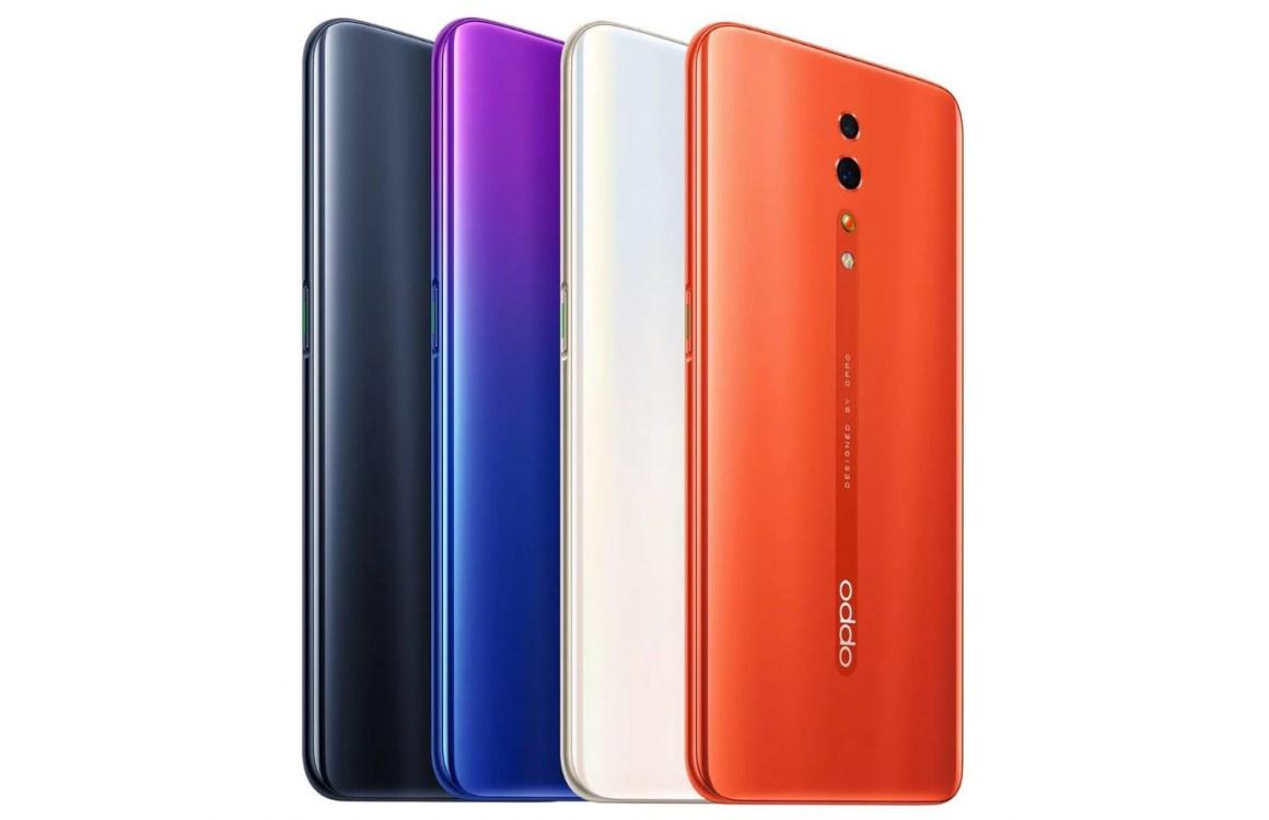 Oppo Reno Z release