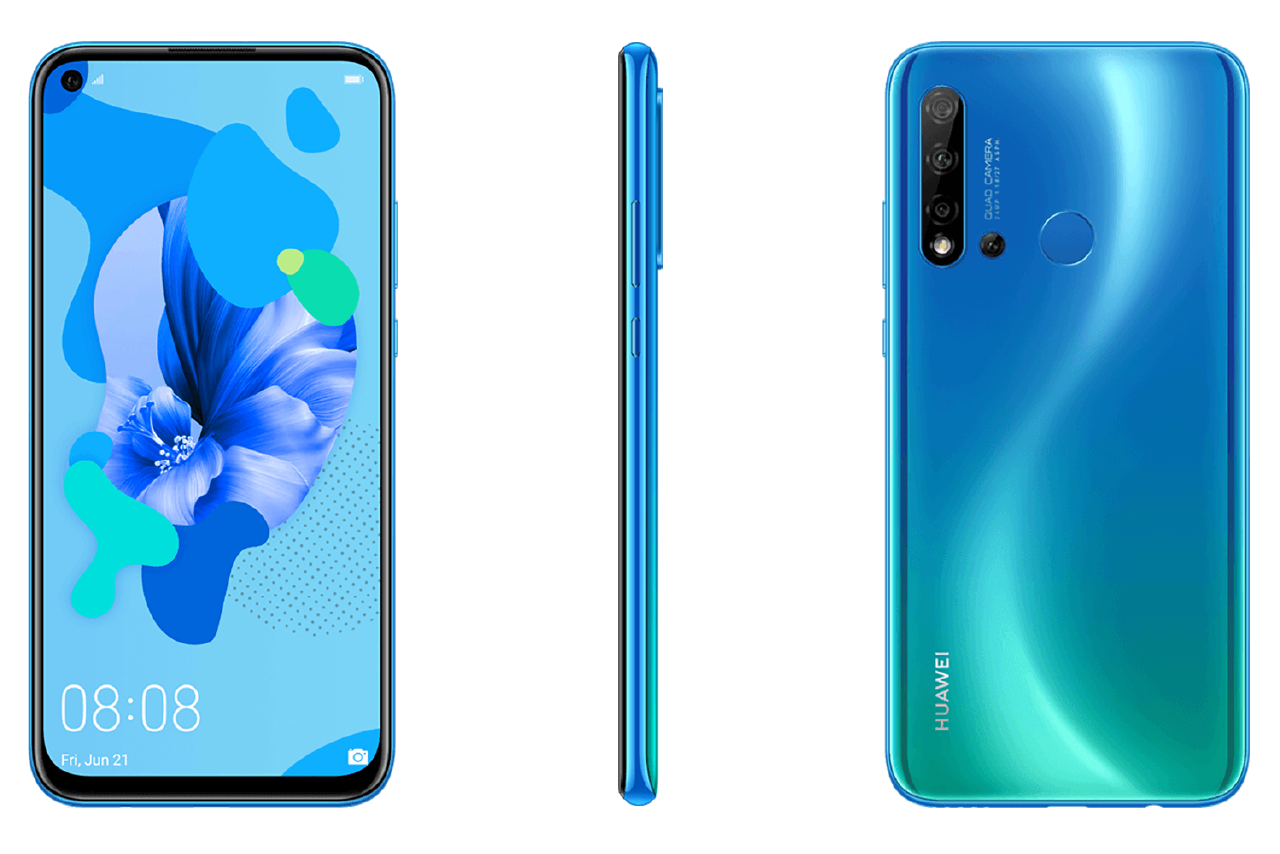Huawei P20 Lite (2019) specificaties