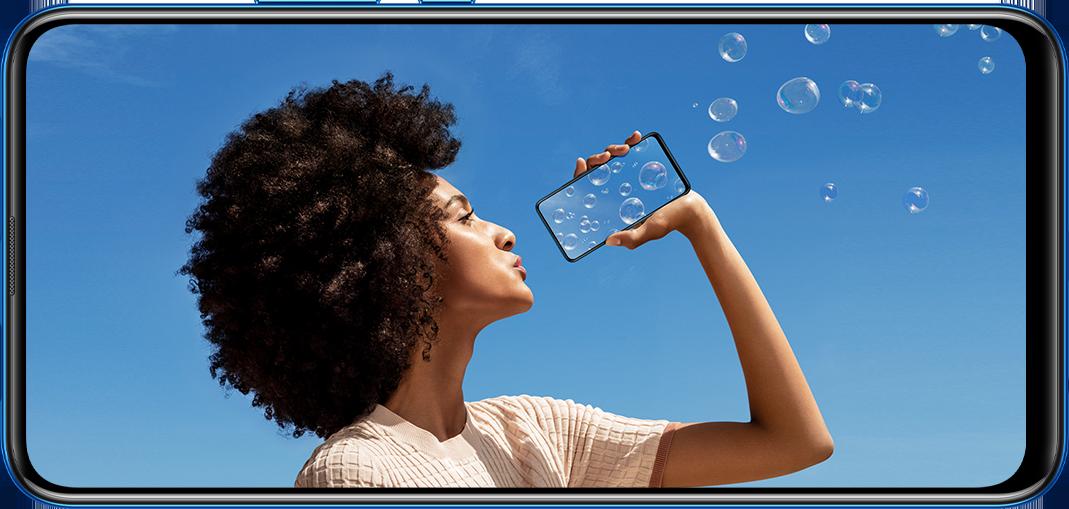 Huawei P Smart Z officieel