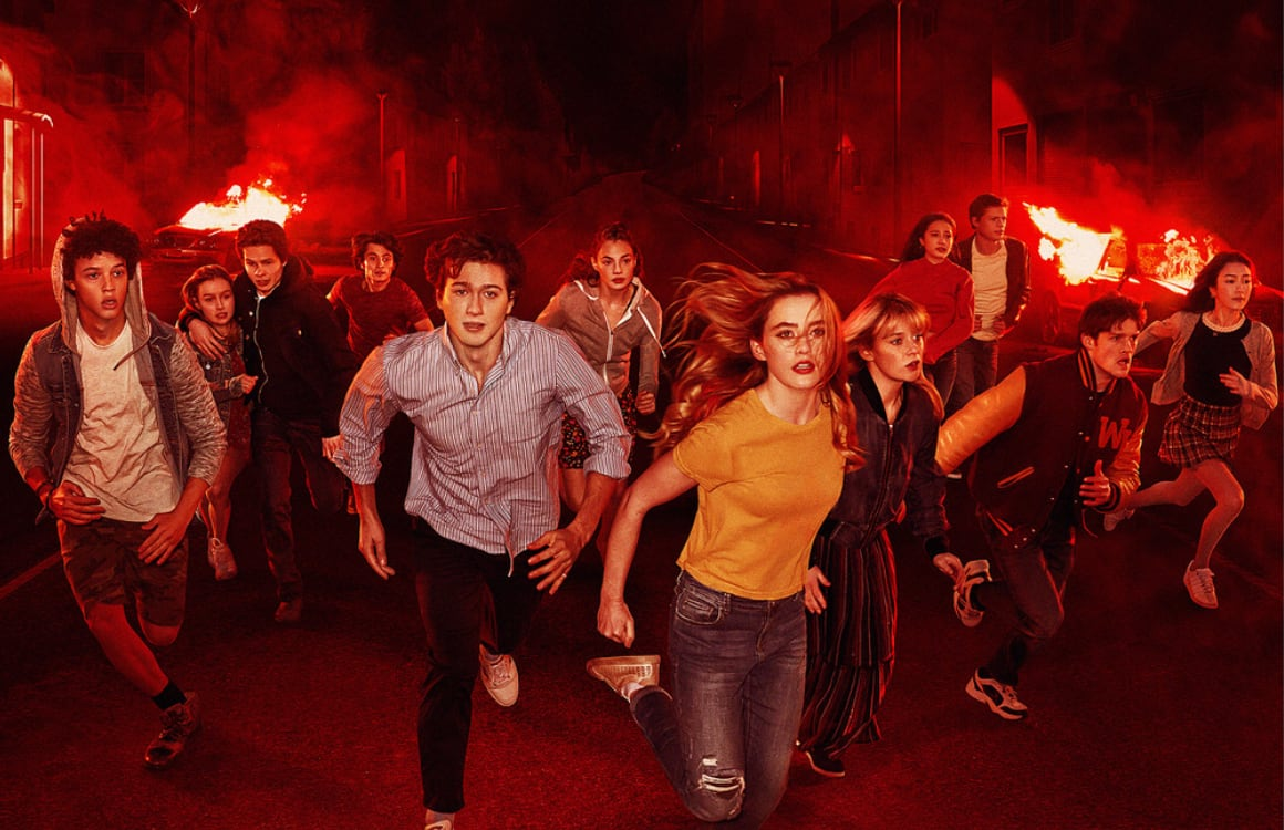Onze Netflix-tips van mei: Undercover, Lucifer en The Society