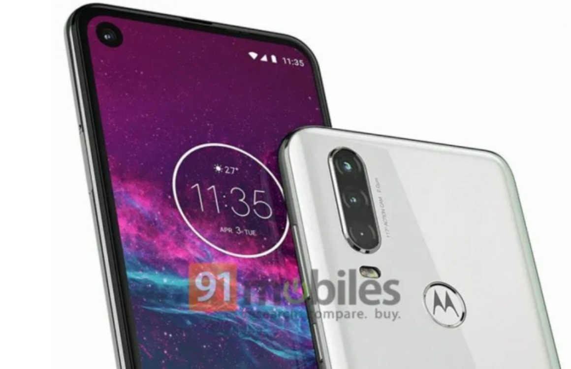 'Dit is de goedkopere Motorola One Action met driedubbele camera'