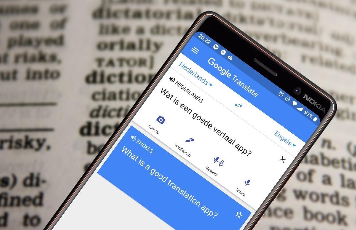 Google Translate krijgt flinke update: 4 verbeteringen op een rij