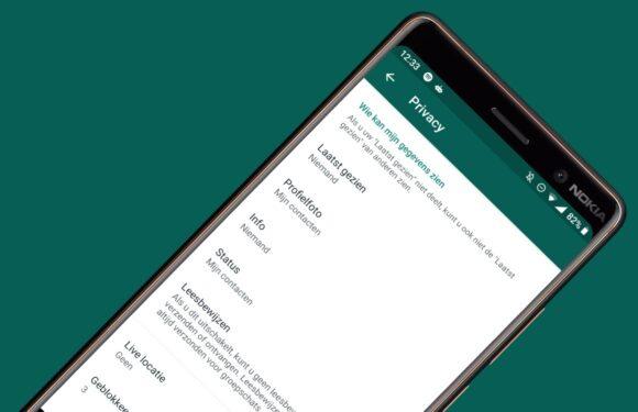 WhatsApp privacy tips