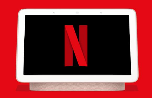 Binnenkort kun je Netflix kijken op de Google Nest Hub