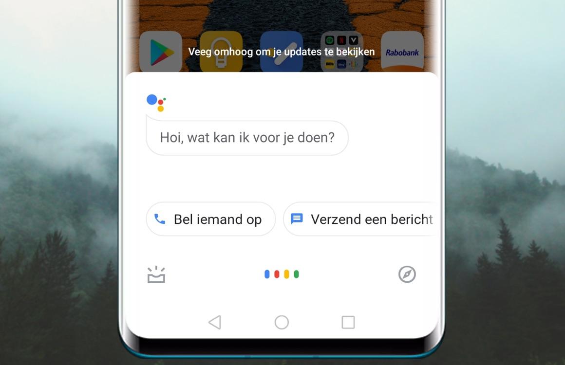 Google gaat minder spraakopnames bewaren van Google Assistent