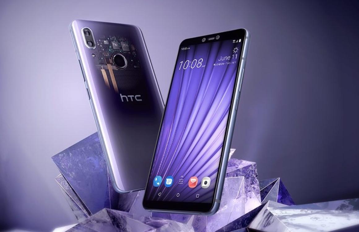 HTC brengt met U19e en Desire 19 Plus weer nieuwe smartphones uit