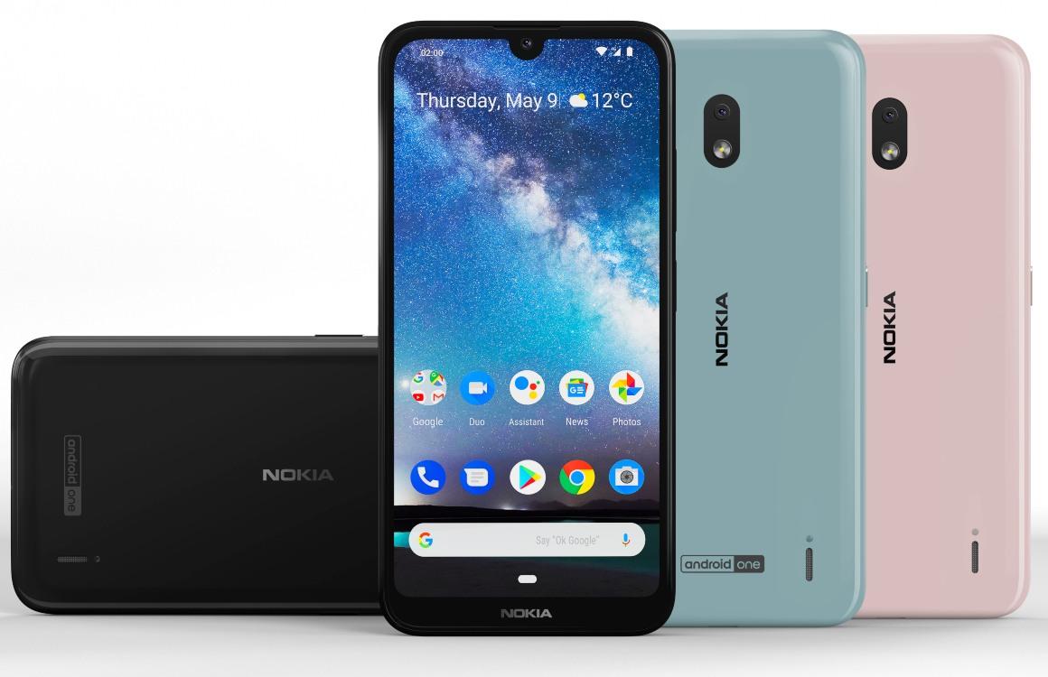 Nokia 2.2 officieel