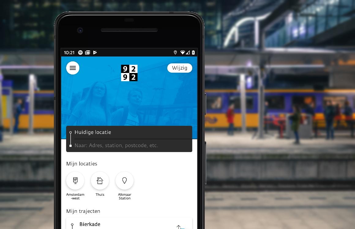 9292-app krijgt grote update: 6 vernieuwingen op een rijtje
