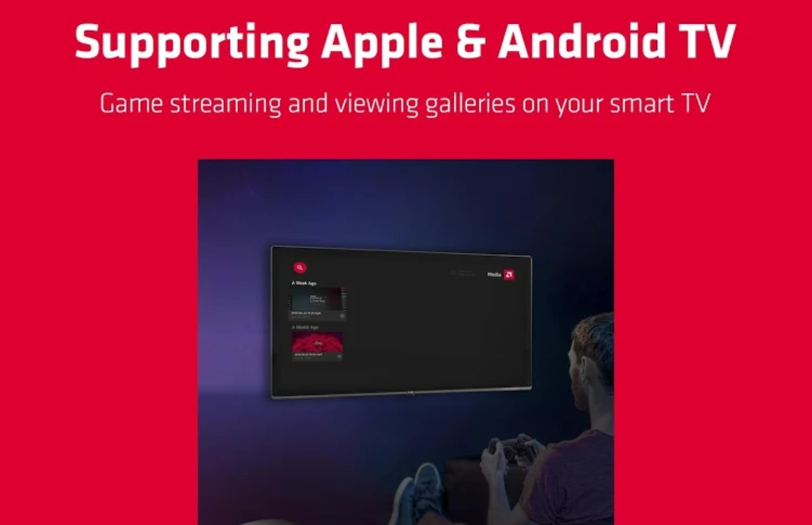 AMD Link app android tv