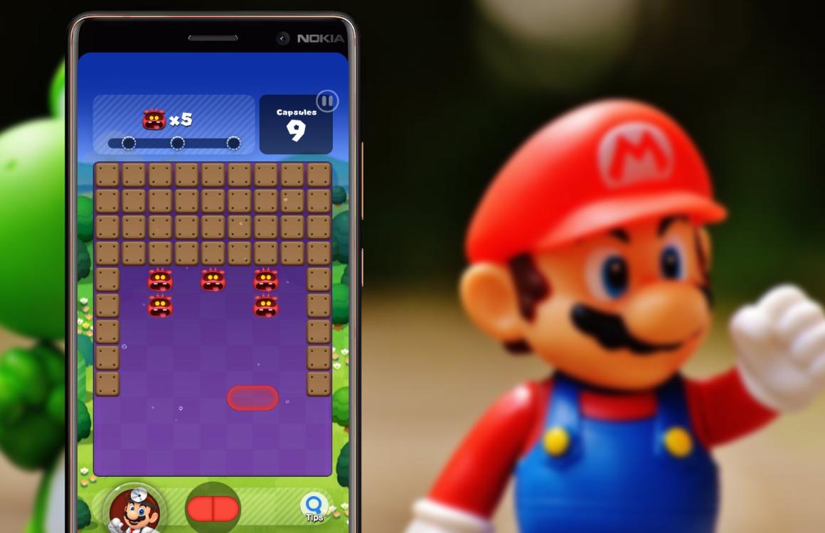 Dr. Mario World vanaf nu te downloaden op je Android