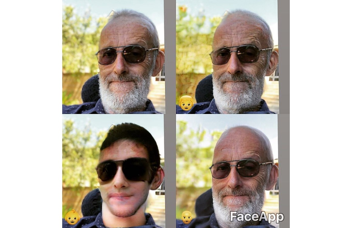 Faceapp privacy 2