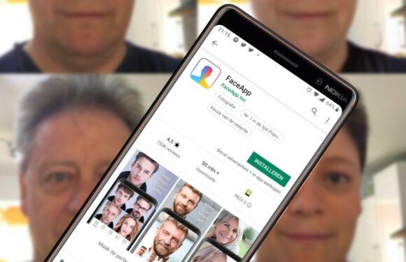 FaceApp levert hilarische 'oude' plaatjes op, maar qua privacy valt er weinig te lachen