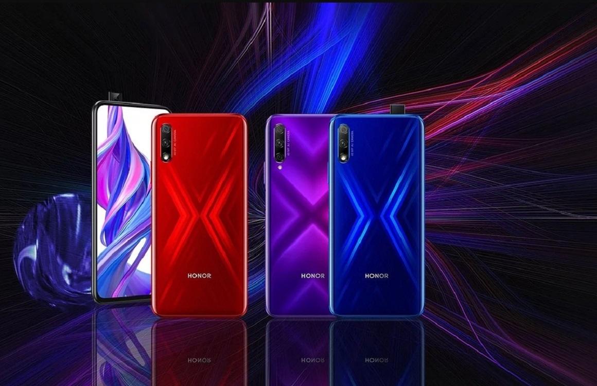 Honor introduceert betaalbare 9X en 9X Pro, ook een Nederlandse release