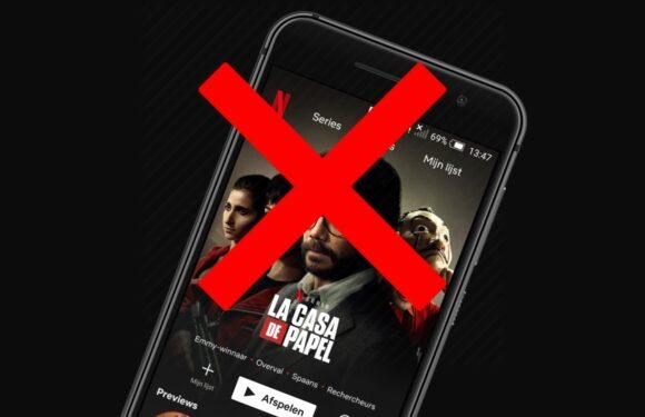 Een Netflix-account opzeggen in 4 stappen