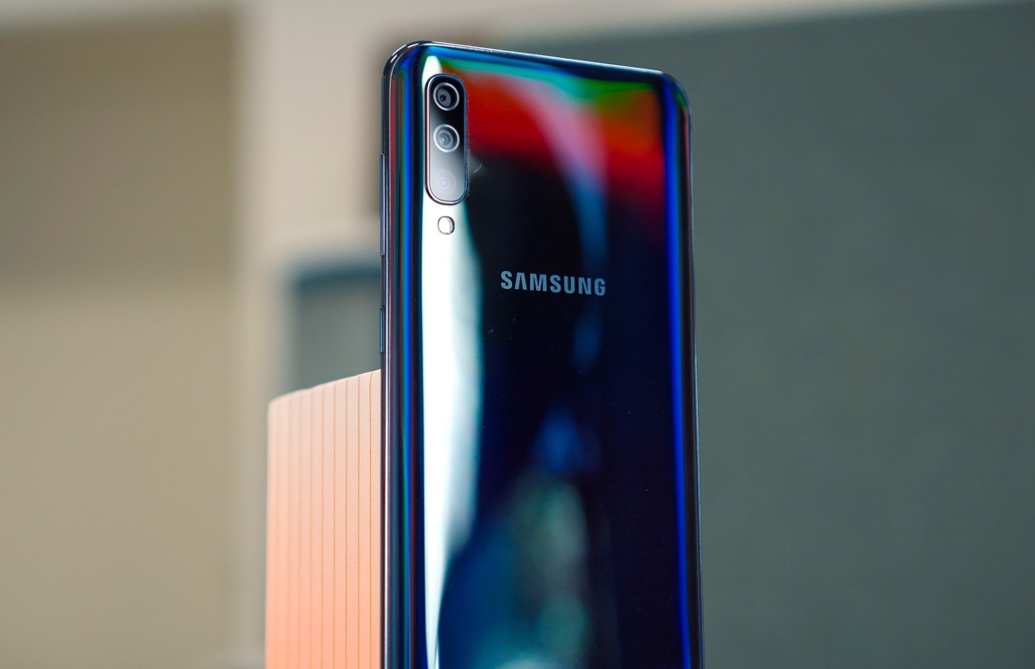 Videoreview: Samsung Galaxy A50 is een fijn Galaxy S10-alternatief