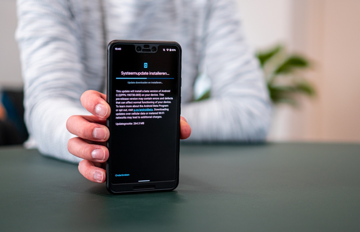 'Android is besturingssysteem met meeste kwetsbaarheden'