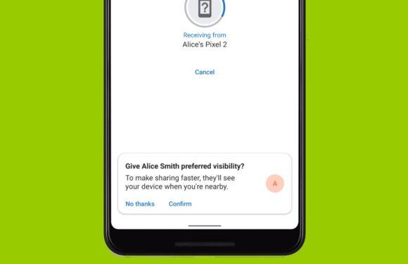 Met Fast Share  je straks veel sneller bestanden op je Android-smartphone