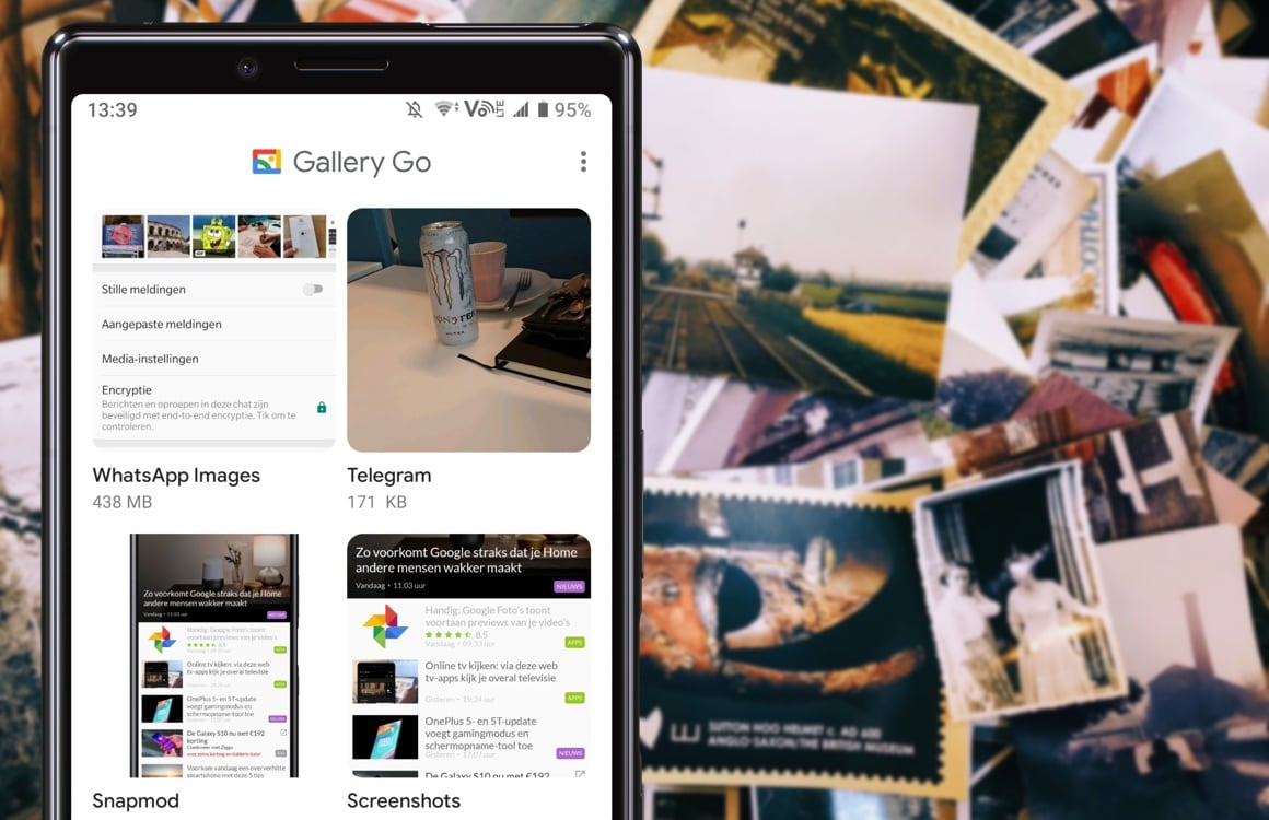 Download: Google Galerij Go is lichtgewicht, offline foto-app