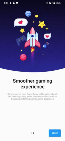 OnePlus Game Space