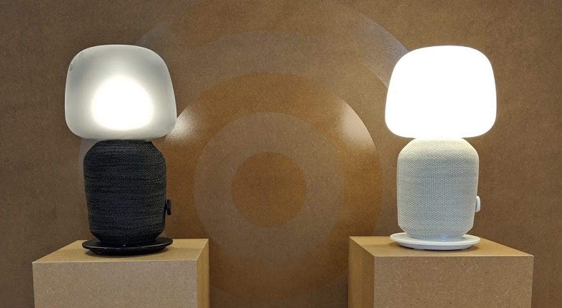 Ikea Symfonisk tafellamp speaker te koop