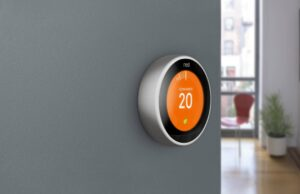 internet of things android nest thermostaat