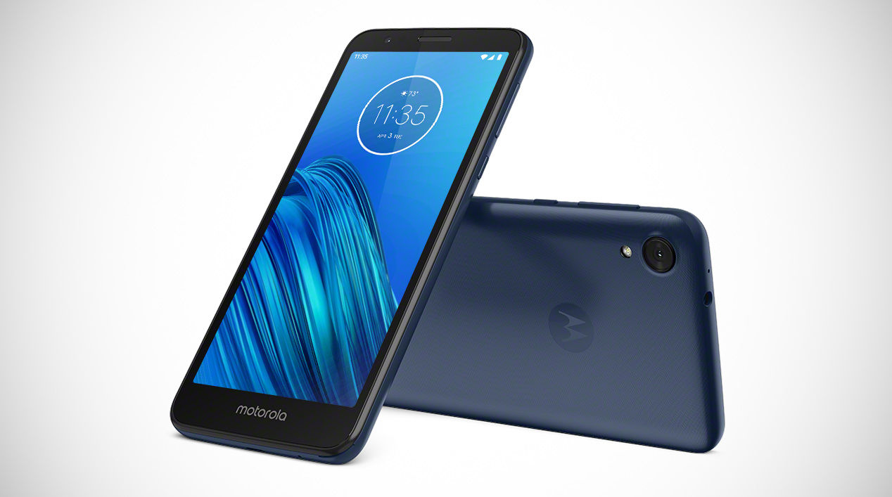 Motorola Moto E6 officieel