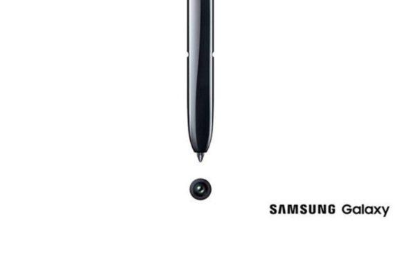 Samsung onthult Galaxy Note 10 op 7 augustus, geeft eerste teaser vrij