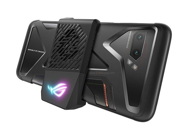 ASUS ROG Phone 2 koeling