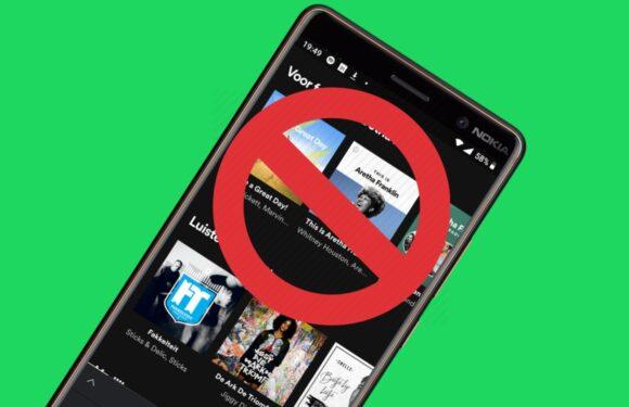 Tip: in 4 stappen een Spotify-abonnement opzeggen