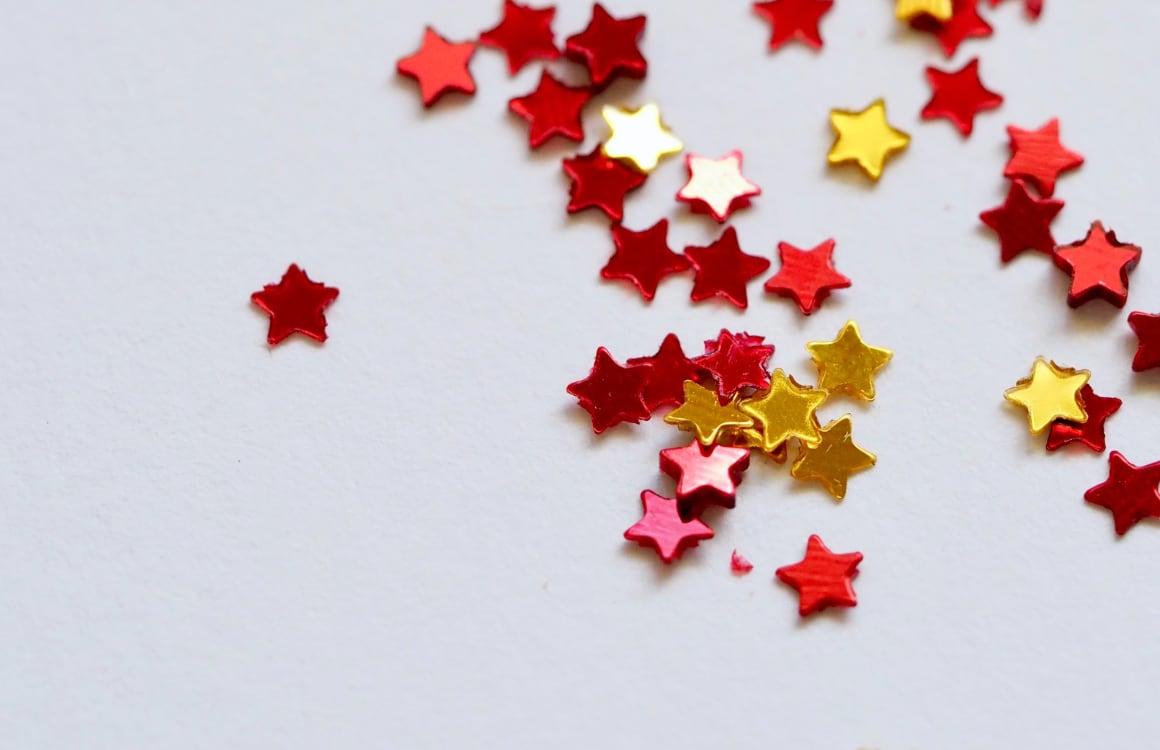 vijf sterren