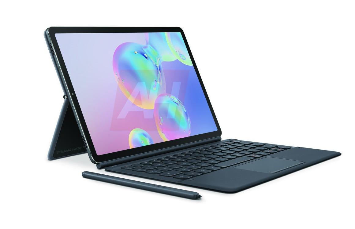 'Zo ziet het toetsenbord van laptopvervanger Samsung Galaxy Tab S6 eruit'