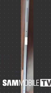 Samsung Galaxy Tab S6 foto's uitgelekt