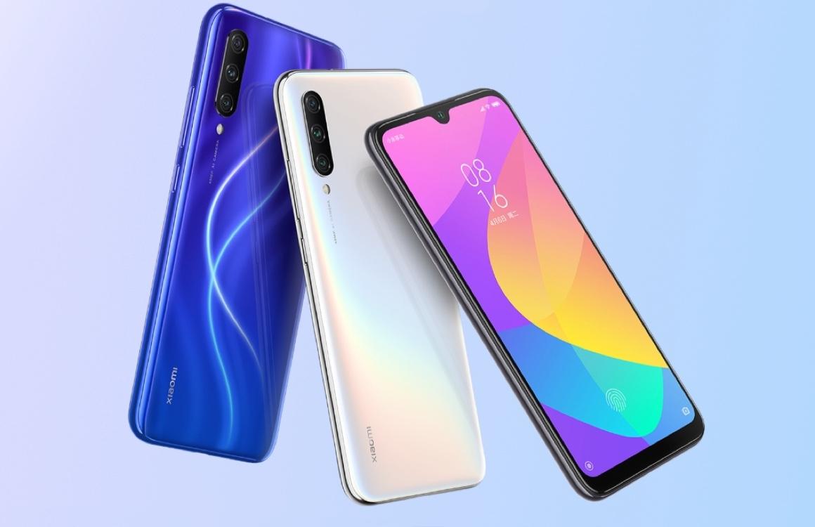 'Xiaomi Mi A3 verschijnt binnenkort, krijgt forse 4030 mAh-accu'