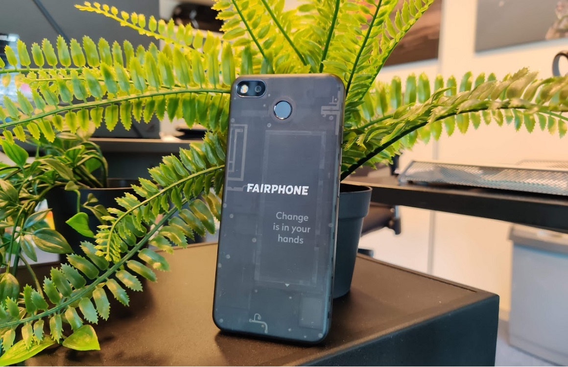 Fairphone 3 officieel