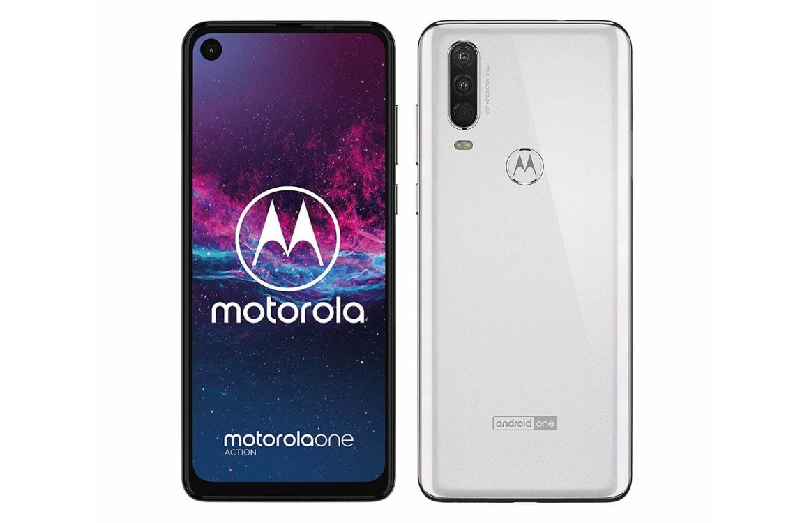 Motorola One Action officieel 2