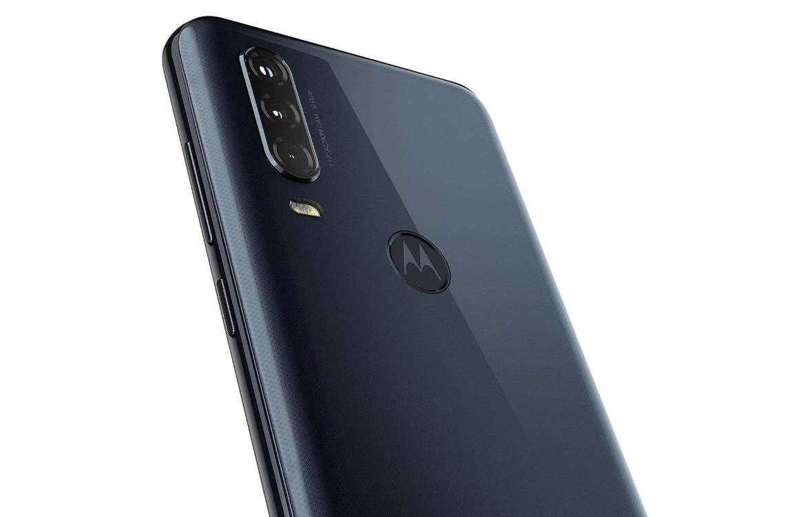 Motorola One Action officieel 3