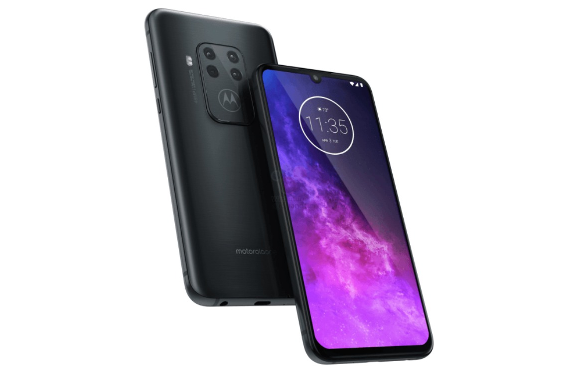 'Dit is de Motorola One Zoom met 48 megapixel-camera en 5x zoom'