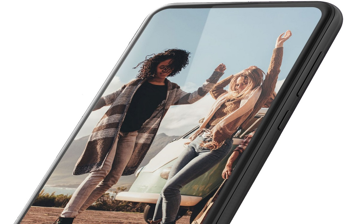 'Onbekende Motorola-smartphone met voorkantvullend scherm gelekt'