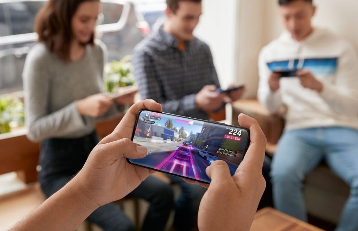 OnePlus 7T Pro gaming mode