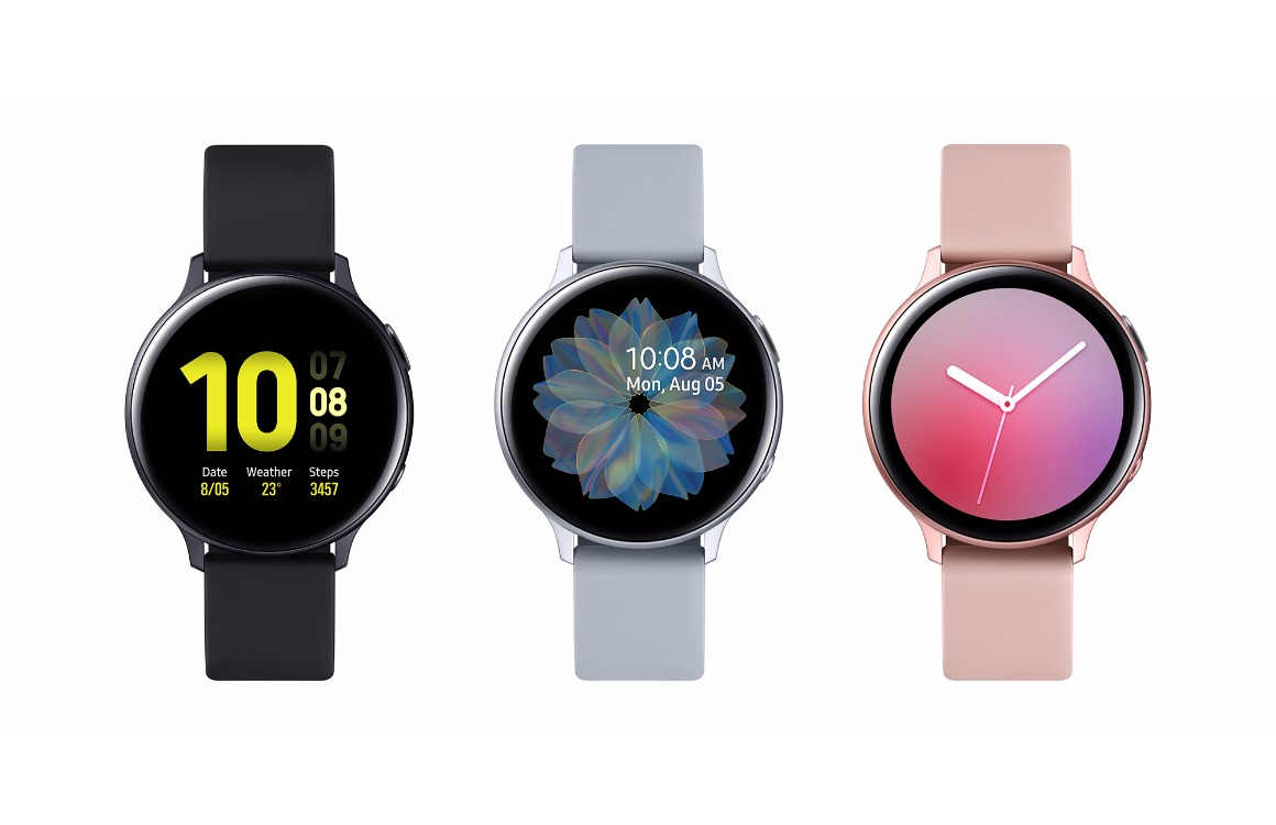 Samsung brengt Active Watch 2 met draairing uit in september