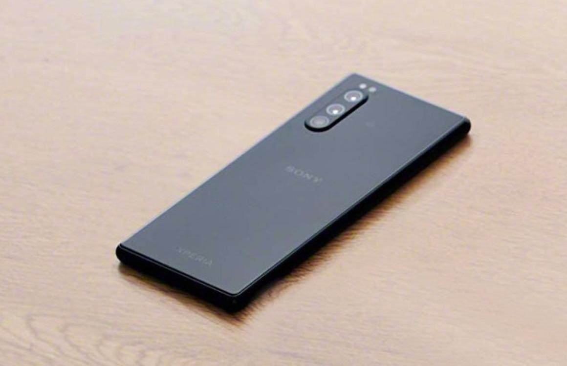 'Dit is de Sony Xperia 2 met langwerpig scherm en driedubbele camera'