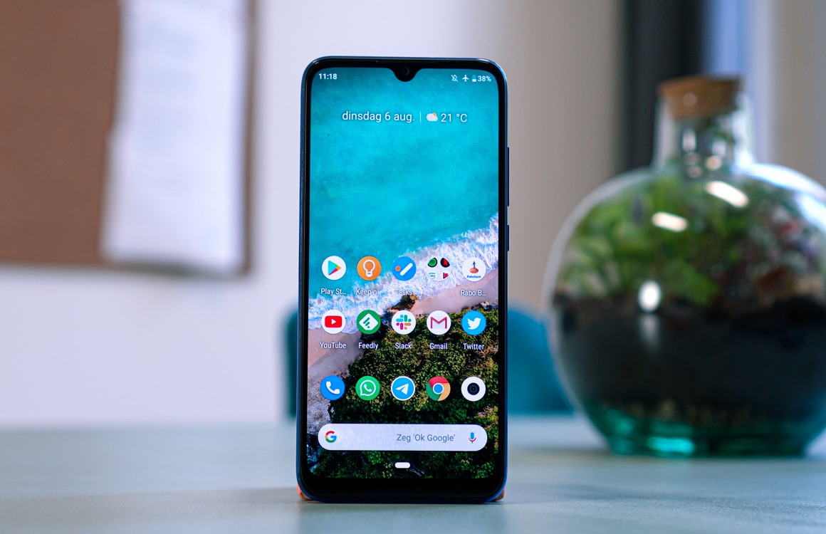 Xiaomi Mi A3 met Android One
