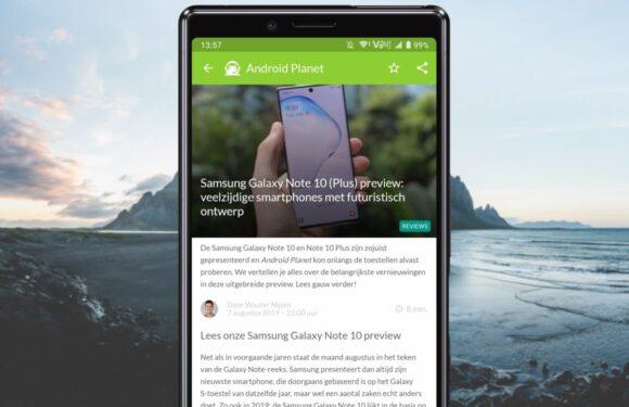 Android nieuws #32: Samsung Galaxy Note 10 (Plus) officieel en HarmonyOS