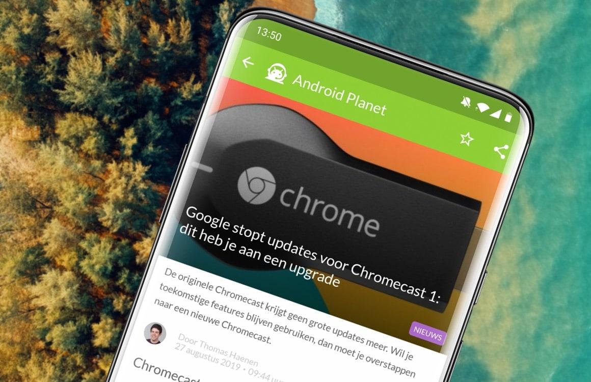 Android nieuws #35: OnePlus 7T gelekt, Android 10 release en Fairphone 3