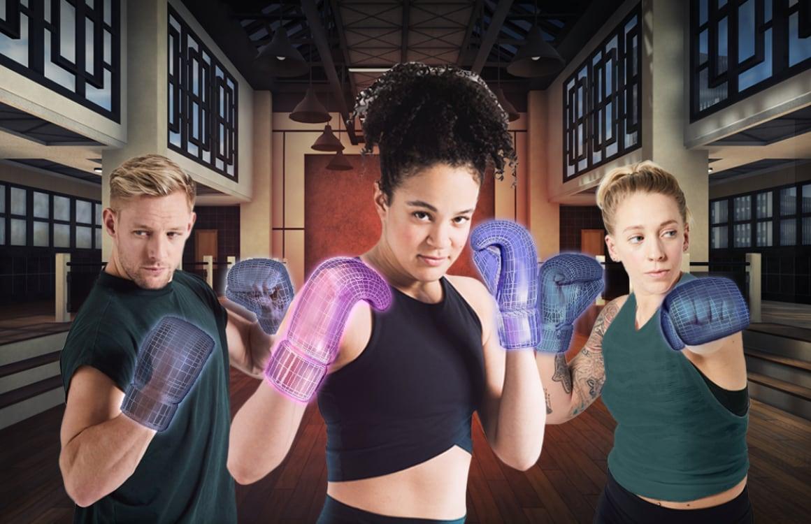 Column: Een vr-bril is het ultieme sportmaatje voor Nederlanders
