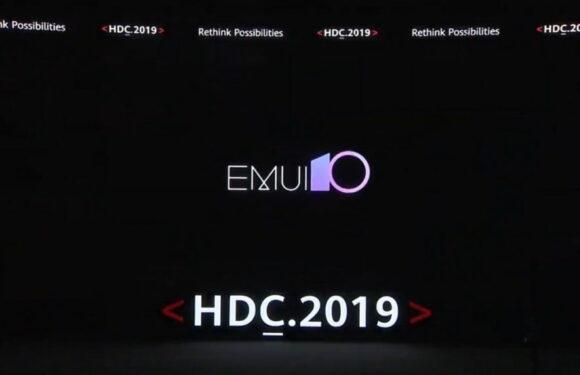 Huawei rolt EMUI 10 vanaf september uit: deze telefoons krijgen update